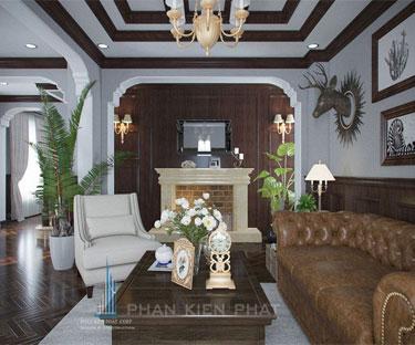 Thiết kế biệt thự villa đẹp 6